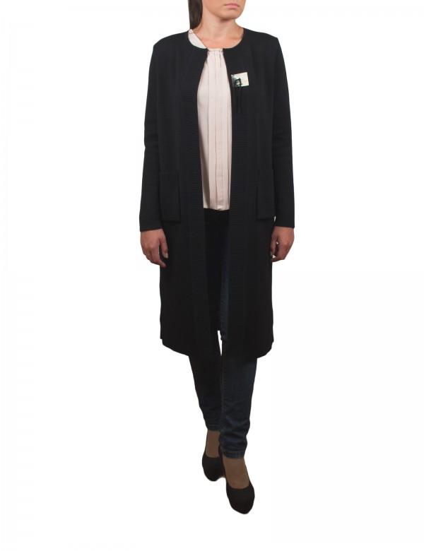 Moteriškas merino vilnos paltas