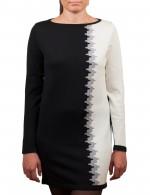 Moteriška merino vilnos suknelė